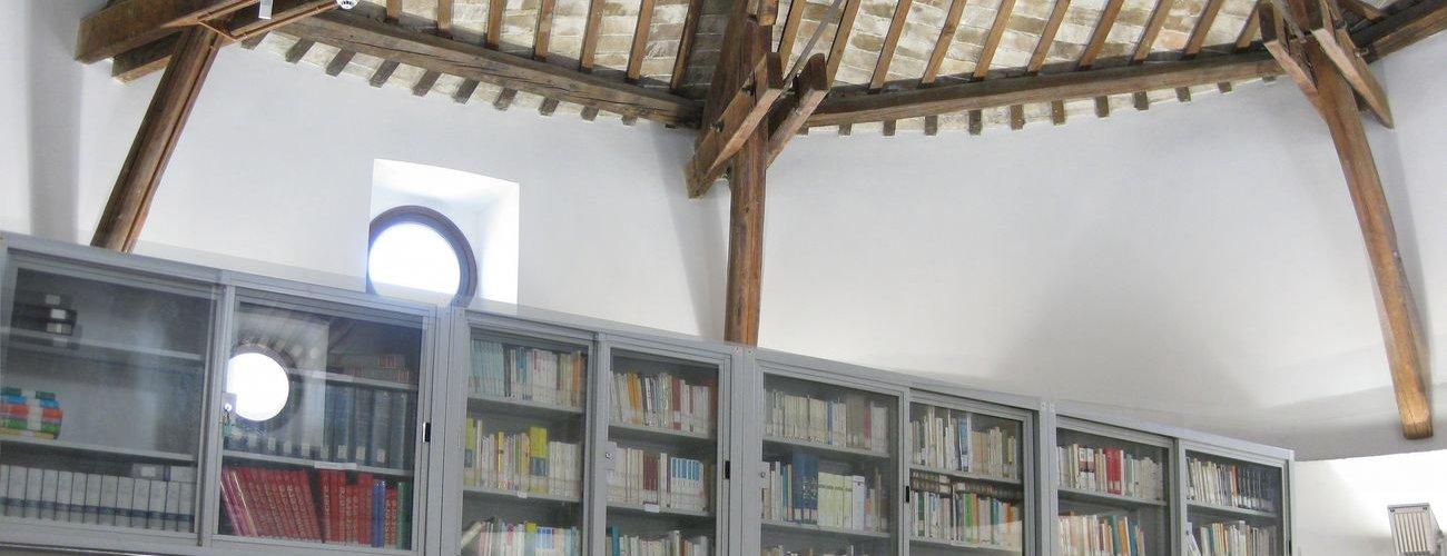 biblioteca di cannara